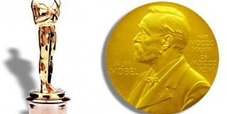 The Oscars vs. The Nobel PeacePrize