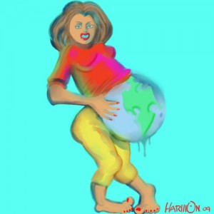pregnant-world